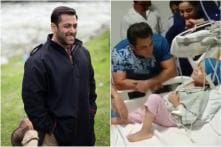 Salman Khan Pays a Surprise Visit to a Young Cancer-stricken Fan; Video Goes Viral