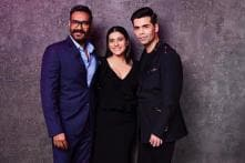 Koffee with Karan 6: All is Finally Well Between Kajol, Ajay Devgn and Karan Johar; See Pics