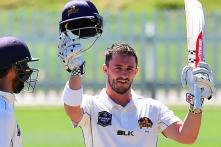Hamish Rutherford 106* Headlines New Zealand A's Day After India A Declare on 467/8