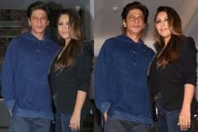 Watch: Gauri Khan Makes Hilarious Revelation About Shah Rukh And He Can't Stop Laughing
