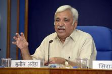 Silence Tough, But More Desirable to See Through Poll Process: CEC on Ashok Lavasa's Public Dissent