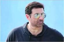 Sunny Deol Continues Workout Routine Amid Election Campaign in Gurdaspur