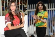 Celebrities Add Glamour and Colour to T10 League 2018 in UAE