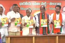 Assembly Elections LIVE: BJP Releases Manifesto for Telangana Polls