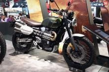 2019 Triumph Scrambler 1200 First Look Review at EICMA