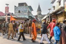 All Eyes on Ayodhya as Hindu Outfits Make Plans for Babri Masjid Demolition Anniversary