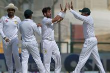 Pakistan Hold Edge After New Zealand Dismissed for 153 on Day 1 at Abu Dhabi