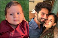 Hello World! First Picture of Mira Rajput and Shahid Kapoor's Son Zain Kapoor is Winning the Internet