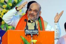 Congress Leaders Ashamed of Saying 'Bharat Mata Ki Jai', Says BJP Chief Amit Shah