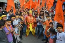 Ayodhya LIVE: With a Fistful of Soil, VHP Administers 'Ram Temple Oath' to Dharam Sabha Attendees