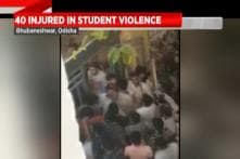 40 Students Injured, as Violence Broke Out Between Two Groups