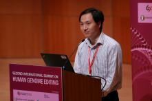China Bans Researcher Who Edited Human Gene From Carrying Out Experiments