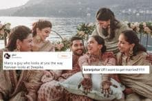 Deepika and Ranveer's Wedding Photos are Making Bollywood Stars Want to Get Married too!