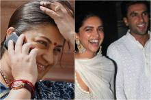 DeepVeer Wedding: Even Smriti Irani is Tired of Waiting for the Couple's Photo
