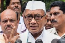 BJP Offered Rs 100 Crore to Net Cong MLA, Alleges Digvijaya Singh