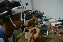 One-of-its-kind Drone Racing Competition Held at Bengaluru Tech Summit