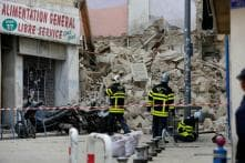 Eight Feared Dead After Two Buildings Collapse in France's Marseille