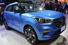 Hyundai Reveals New Creta Diamond Concept at the Sao Paulo Motor Show 2018