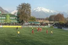 How a Football Match Brought Warmth in Kashmir Amid Untimely Snow