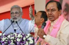 UPA-I Carried Out 11 Surgical Strikes, Such Attacks Are Never Disclosed: KCR to Modi