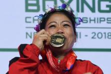Mary Kom Becomes Most Successful Boxer in World Championships History with Sixth Gold