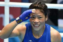 MC Mary Kom, Lovlina Borgohain Shine on Mixed Day for India in World Boxing Championships