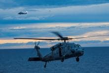 India 'Urgently' Seeks MH-60 'Romeo' Seahawk Helicopters from US; Bill May Reach $2 Billion