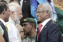 As New Maldives President Warns of 'Loot' After China-Led Boom, Modi Tilts Balance in India's Favour