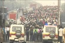 Thousands of Farmers March to Mumbai, Traffic to be Hit in Dadar and Parel