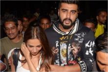 Amid Marriage Rumours, Malaika Arora & Arjun Kapoor Step Out for Romantic Date; See Pics