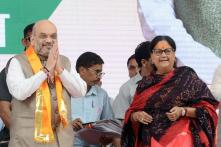 BJP Deviates From Stand on Dynastic Politics to Avoid Revolt in Rajasthan, Fields Kin of Several Leaders
