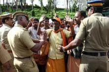 1,500 Cops Descend on Sabarimala Ahead of Temple Reopening, Govt Mulls Talks With Nair Community