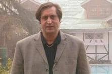 Sajad Lone Accuses J&K Guv of Distorting Facts, Says Was Asked by Him to Send Fax