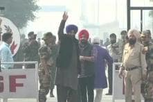 In Pakistan for Kartarpur Corridor Ceremony, Sidhu Says Hug With Army Chief Was 'Not Rafale Deal'
