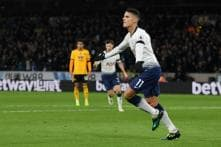 Spurs Survive Wolves Thriller to go Fourth