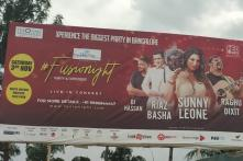 Sunny Leone's Bengaluru Event on Pro-Kannada Outfit's Radar, Over 300 Cops Deployed