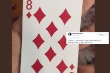 This Revelation About the 'Eight of Diamonds' Playing Card Has Left Twitterati in Disbelief