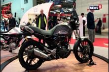 EICMA 2018: First Look Review of Hero XPulse 200T