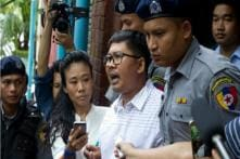Myanmar Court to Hear Jailed Reporters' Appeal This Month