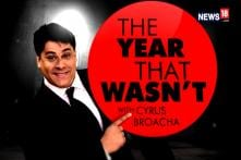 The Week That Wasn't: Year That Wasn't With Cyrus Broacha