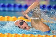Aussie Teen 'Terminator' Titmus Sets Swimming World Record