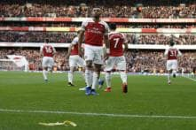 Spurs Fan Arrested After Banana Skin Thrown Onto Arsenal Pitch