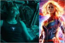 Where is Captain Marvel in Avengers: Endgame Trailer? Twitter Answers