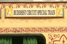 Indian Railways Unveils The New Look of Buddhist Circuit Tourist Train