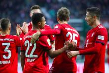 Bayern Carrying Germany's Champions League Hopes Against Liverpool