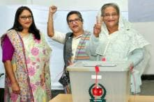 Sheikh Hasina Set for Fourth Term as Party Sweeps Bangladesh Polls, Oppn Seeks Fresh Vote: Reports
