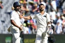 India vs Australia: Pujara & Kohli Ace the Slow Race in Patient Stand