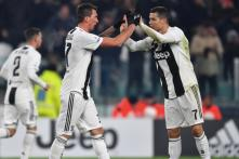 Mandzukic on Target as Juventus Pile Misery on Roma
