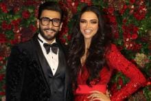DeepVeer Are Totally Smitten with Each Other at Mumbai Reception