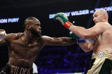 Deontay Wilder Wants Fury Rematch 'ASAP'